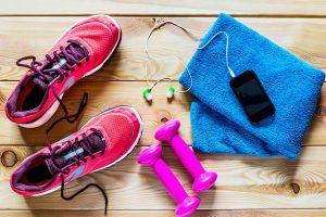 Fitness volgen