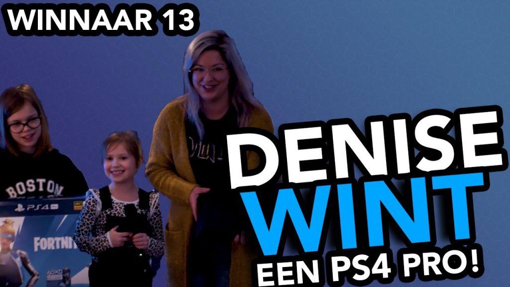Denise wint