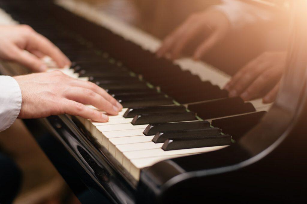 Veel muzieklessen